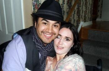 O bem e o amor superam tudo: a história de Chris Medina e sua noiva