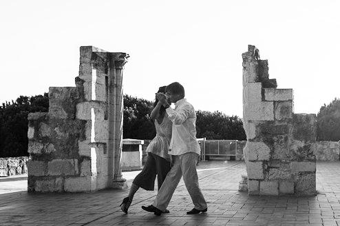 O último tango no terraço