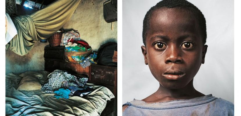 Fotógrafo registra quarto de crianças ao redor do mundo