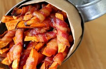 Felicidade, bacon e sucesso em liquidação
