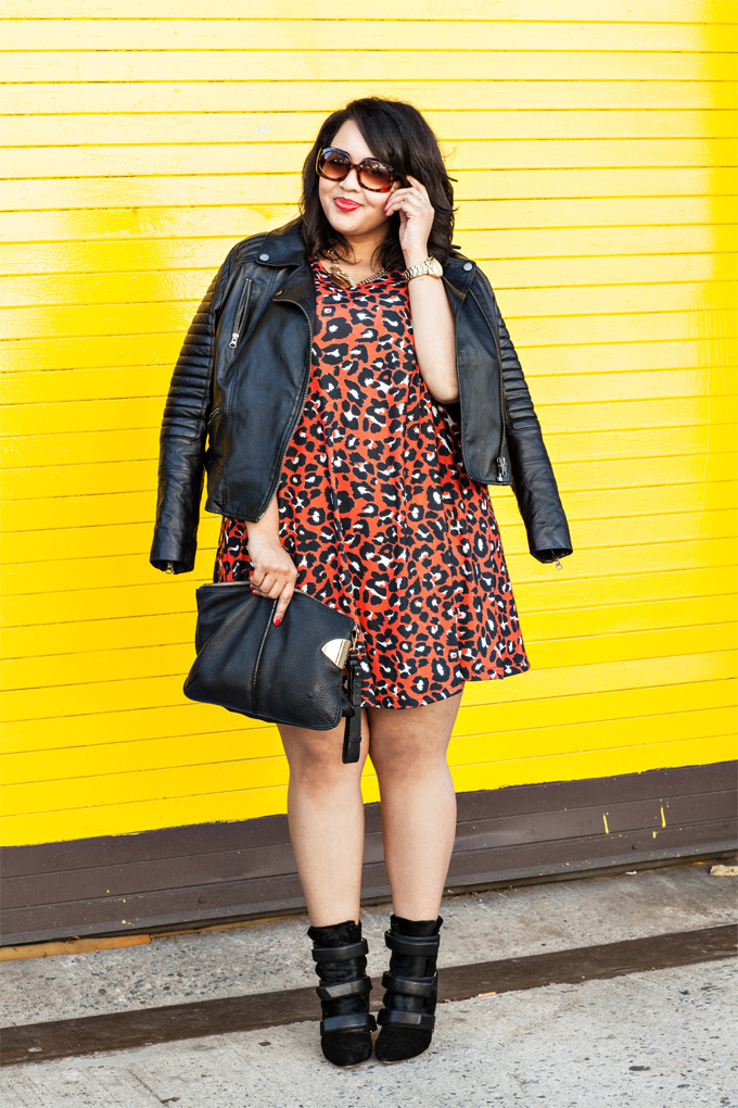 EOH Animal Print Plus Size Credito GabiFresh Blog