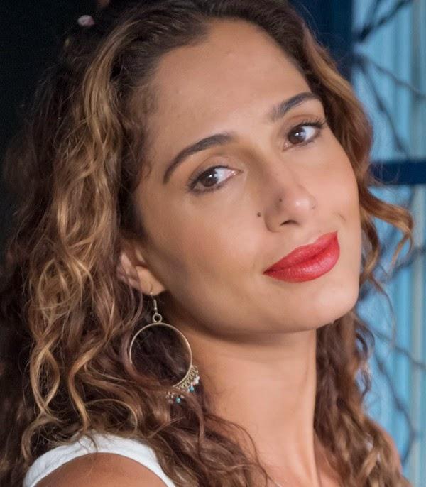 EOH - make encontro - Camila Pitanga