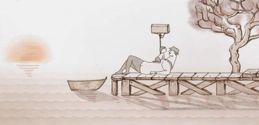 O Farol: Animação mostra a relação de pai e filho e passagem do tempo