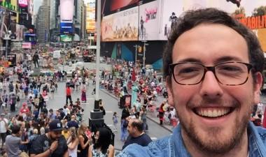 Turistando em Nova Iorque #frednastrips