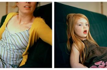 Filha com Síndrome de Down cria série fotográfica em parceria com a sua mãe