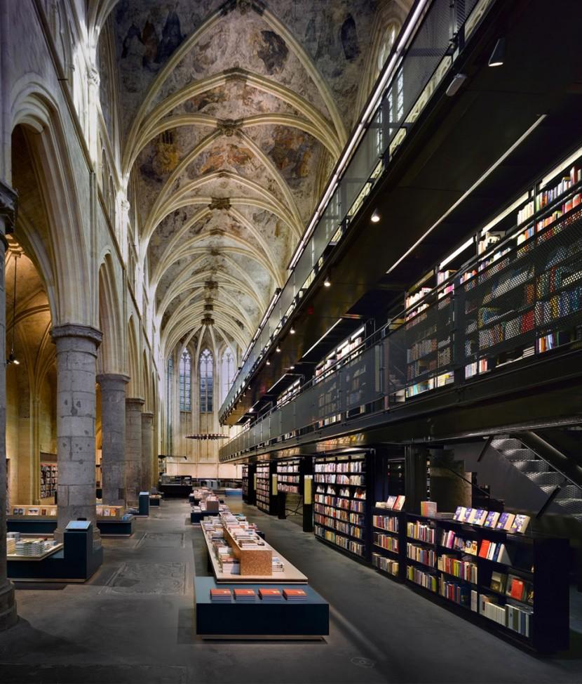Selexyz Bookstore, Maastricht, Holanda