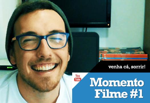 Vlog: FILME #1 - A VIDA É BELA / O PROFISSIONAL