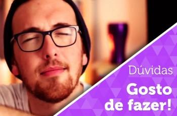 Vlog: O dia que eu descobri o que gosto de fazer