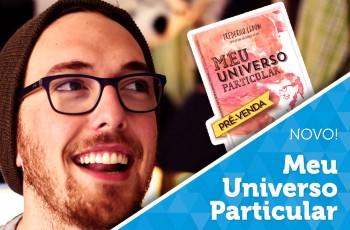 Vlog: Livro novo - Meu Universo Particular