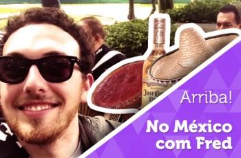 Vlog: No México com Fred