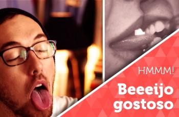 Um beijo gostoso