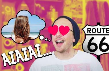 Vlog: O dia que me apaixonei pela menina da califórnia