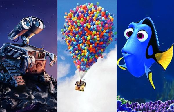 10 momentos mais emocionantes da Pixar – EOH