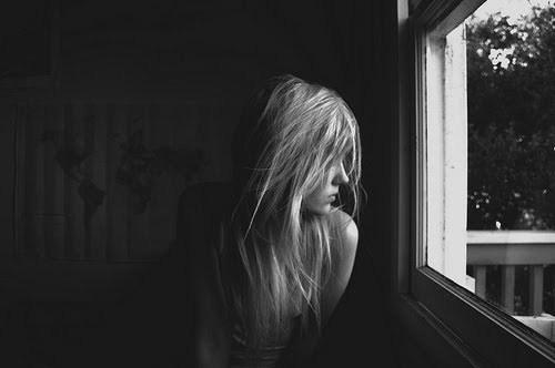 Não há coisa no mundo mais forte do que uma lágrima