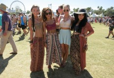 O que eles pensam sobre estilo - Hippie Chic