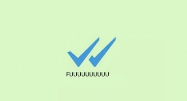Sobre o tique azul do whatsapp e o tique de carência da nossa geração