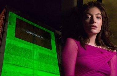 Para ouvir e dançar: Green Light, novo single da Lorde <3
