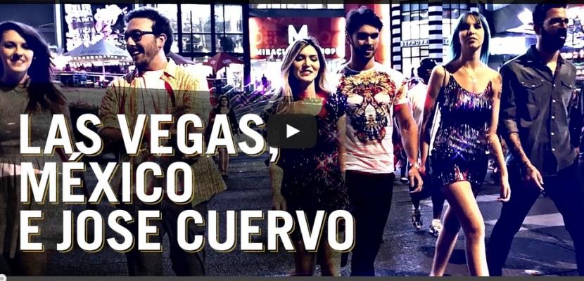 Wébserie Fred e Jose Cuervo: Vegas + México