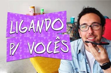 Vlog: Ligando para vocês <3