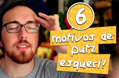 Vlog: 6 motivos que me fazem um completo esquecido