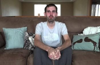 Pai grava um vídeo antes de morrer para sua filha