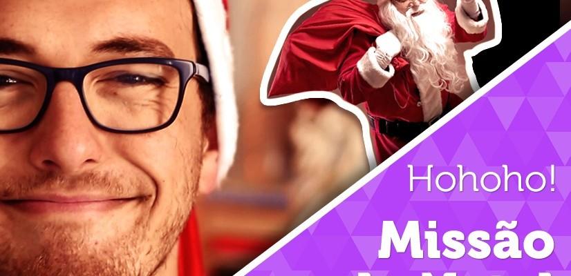 Vlog: Missão de Natal