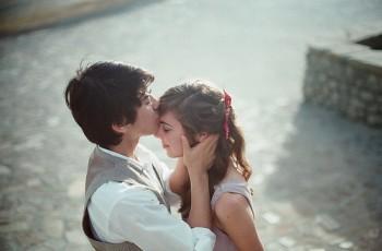 Prometo te beijar sempre que possível
