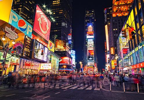 Não morra sem: ir a Nova York