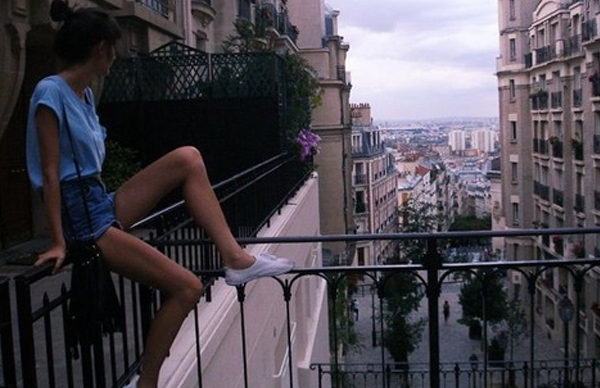 Deixe a casa cair eoh for Balcony aesthetic