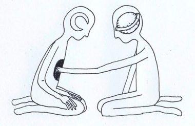 Todos os dias as pessoas se encontram