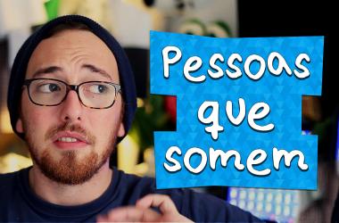 Vlog: Pessoas que somem