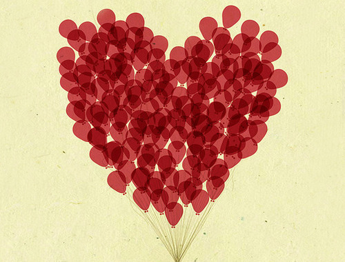 picture-of-a-love-heart-red