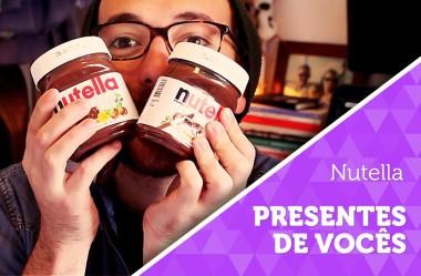 Vlog: Presentes que ganhei nos lançamentos