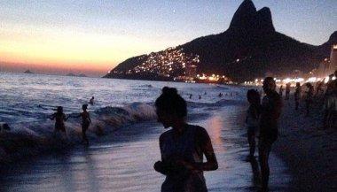 A minha menina do Rio