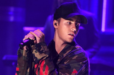 Justin Bieber: Is it too late to say I'm sorry now?