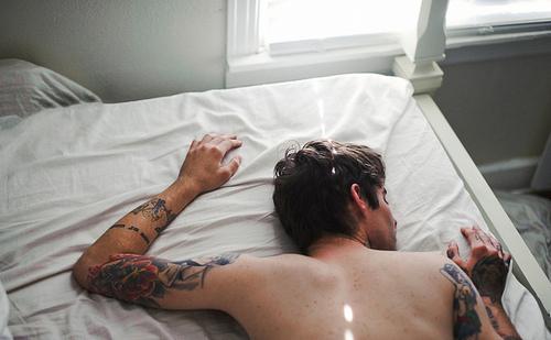 sozinho-cama