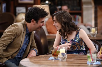 """Coming Back"" -- Future Ted (Josh Radnor, left) and  ""The Mother,"" (Cristin Milioti,  right) on the ninth and final season premiere of HOW I MET YOUR MOTHER, Monday, Sept. 23 (8:00-9:00 PM, ET/PT) on the CBS Television Network.Photo: Cliff Lipson/CBS © 2013 CBS Broadcasting, Inc. All Rights Reserved."