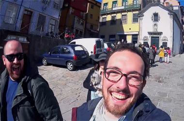 Chegando nas europa! (ft. Mãe) | #VlogFredNasTrips