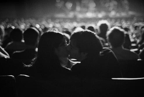 Amor é quando a gente mora um no outro