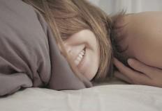 Seu sorriso não me deixa de coração descalço