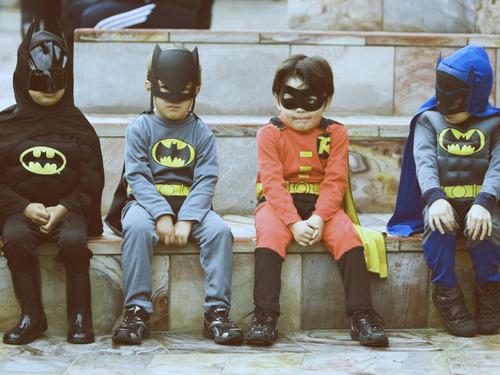 Heróis: Eu, você e nós todos somos