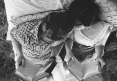 O dia que eu aprendi a te ler